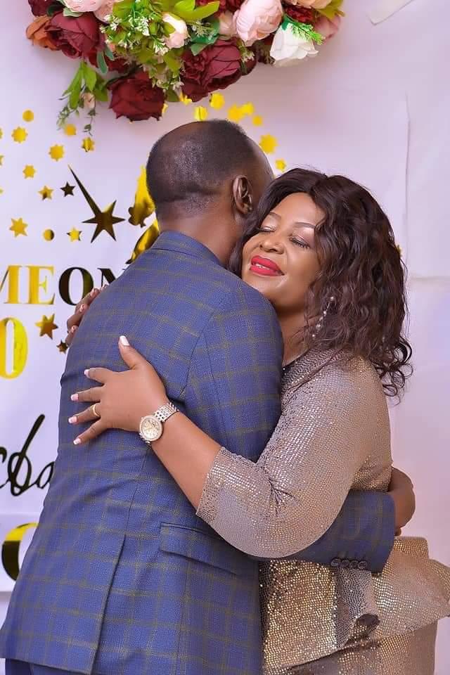 Pastor Simeon Kayiwa Celebrating 40 years of marriage